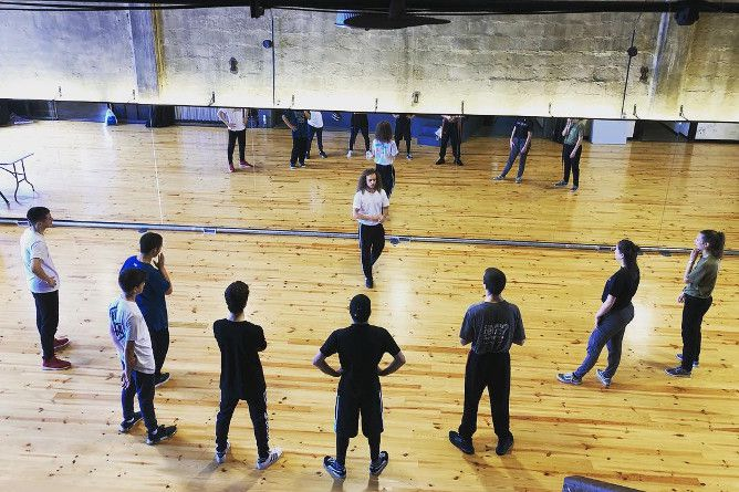 mxm art center dance porto