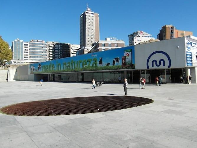 trindade souto moura subway station porto
