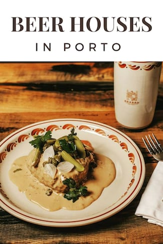 beer houses porto portugal traditional portuguese steak craft beer