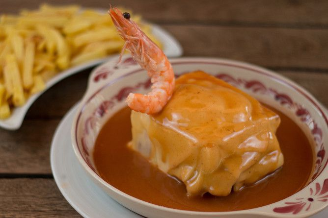 first porto francesinha cufra