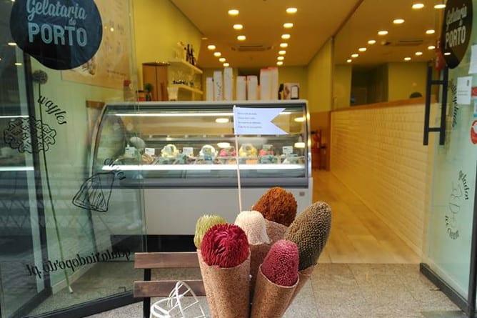 gelataria porto entrada