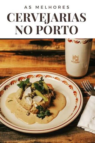 lista melhores cervejarias porto portugal