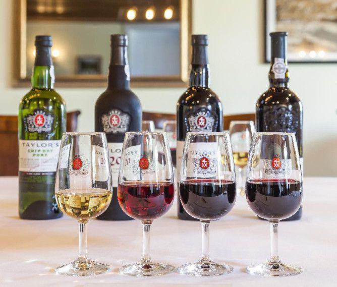 provas taylor vinho porto