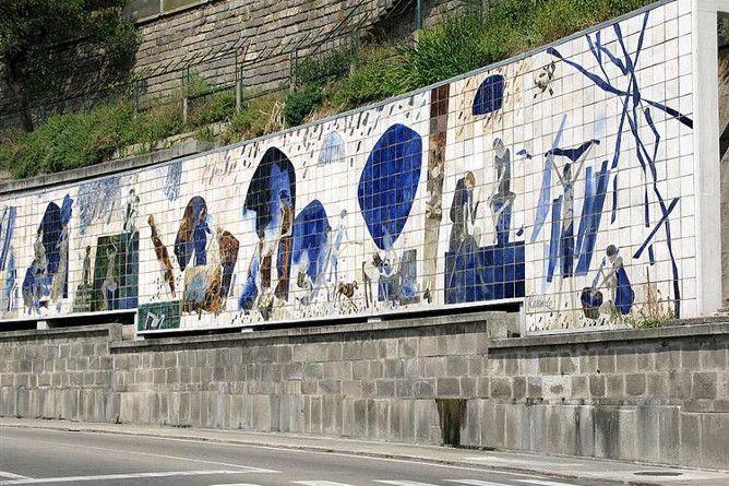 ribeira negra azulejo arte porto
