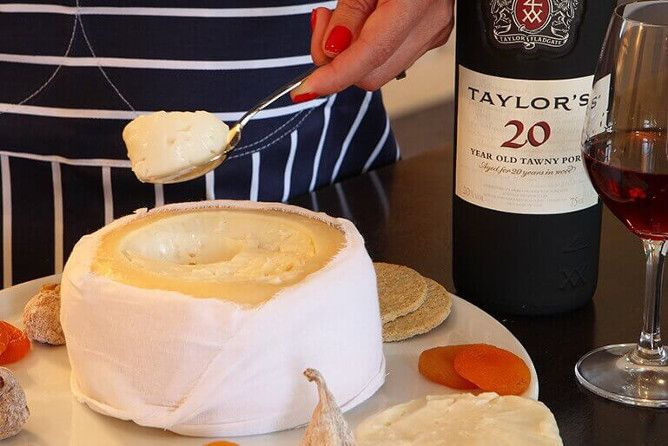 taylor tawny port cheese