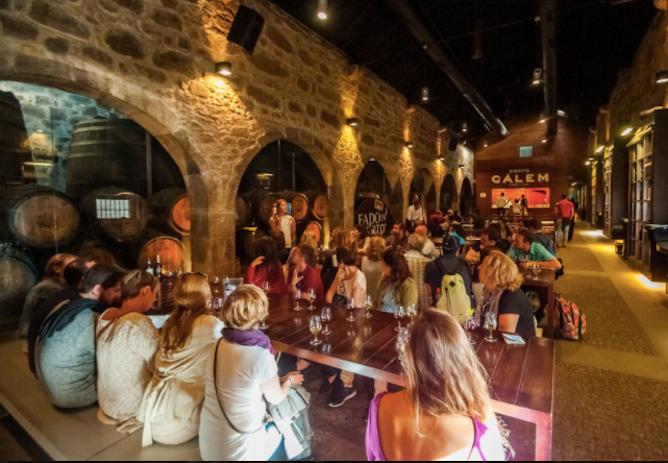 visita calem caves vinho porto