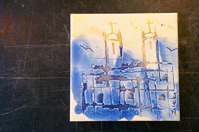 zinda atelier loja azulejo porto