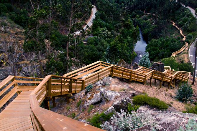 best hiking spots porto