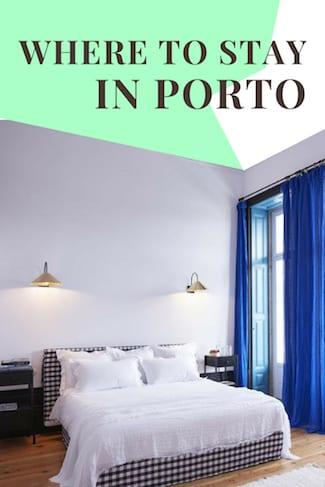 best hotels porto