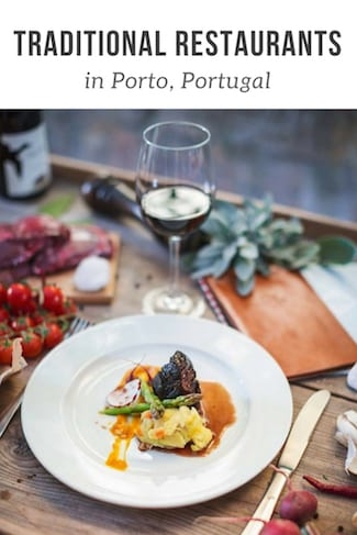 best traditional restaurants porto portuguese food cod