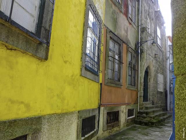 casa mais antiga porto