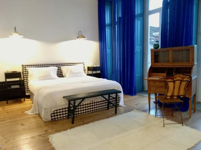 cocorico luxury guest house porto double bedrooom