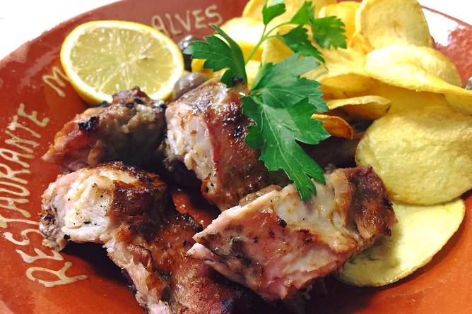 comida portuguesa tradicional porto manuel alves