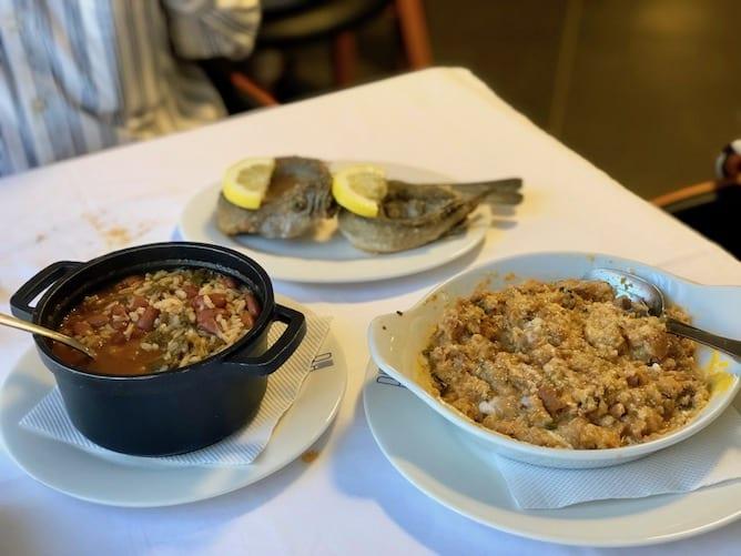 filetes pescada migas rogerio redondo restaurante tradicional porto