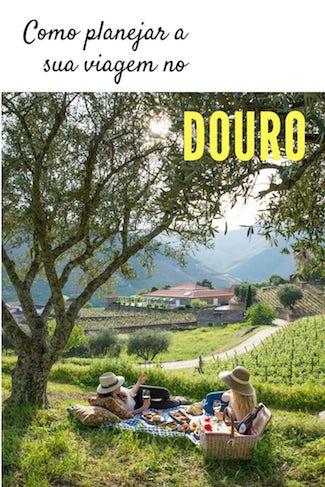 guia planejamento viagem douro