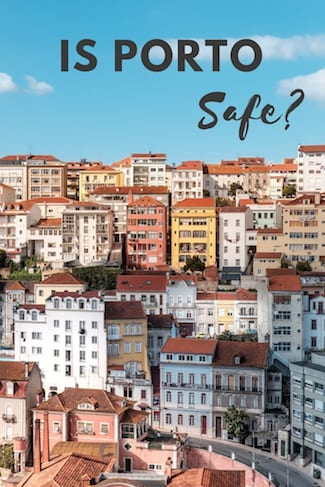 is porto safe city