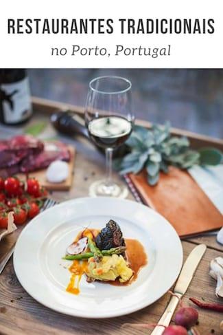 melhores restaurantes tradicionais porto comida portuguesa bacalhau assado