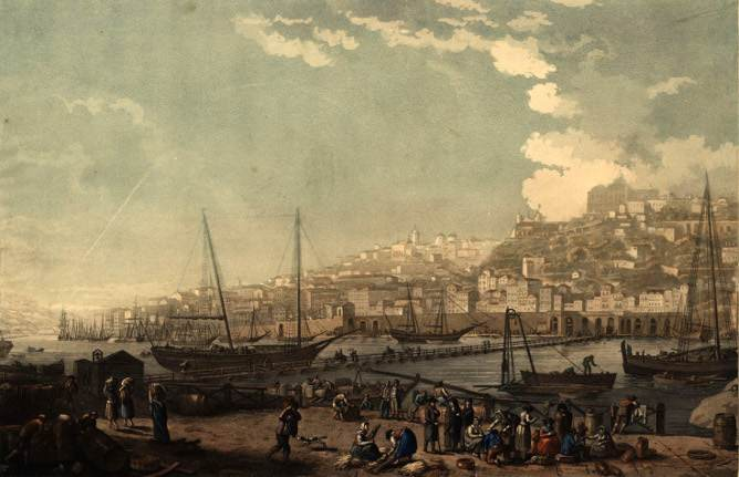 old ribeira painting henry leveque