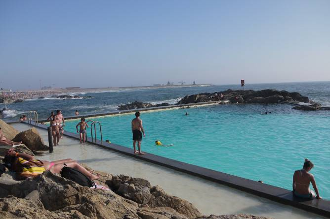 piscina mares leca palmeira