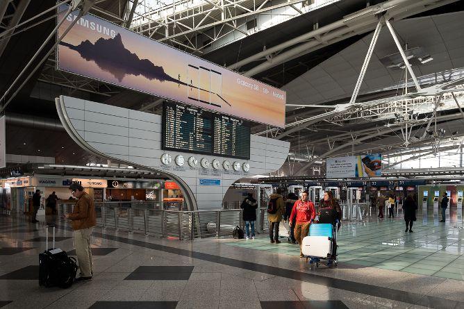 porto international airport sa carneiro