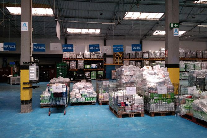 food bank porto