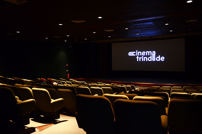 best movie theater porto