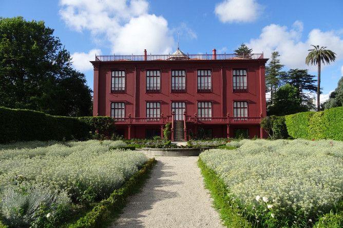 casa andresen botanical gardens porto