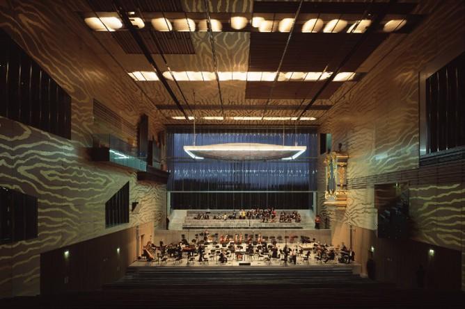 casa musica concert hall autumn porto