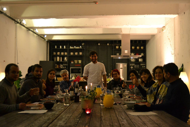 cooking workshop autumn porto