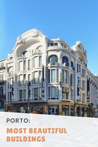 list most beautiful buildings porto portugal