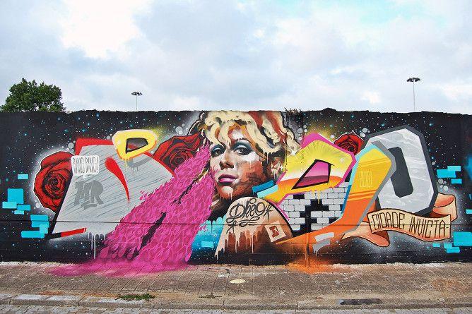 melhor arte urbana porto