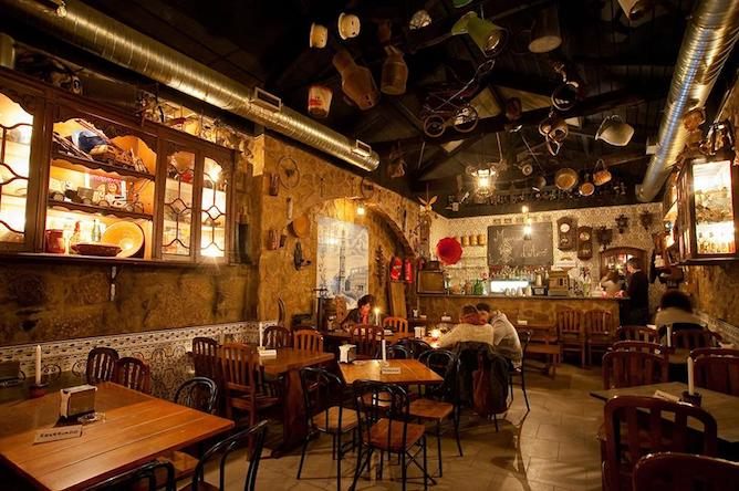 museu avo tapas restaurant porto