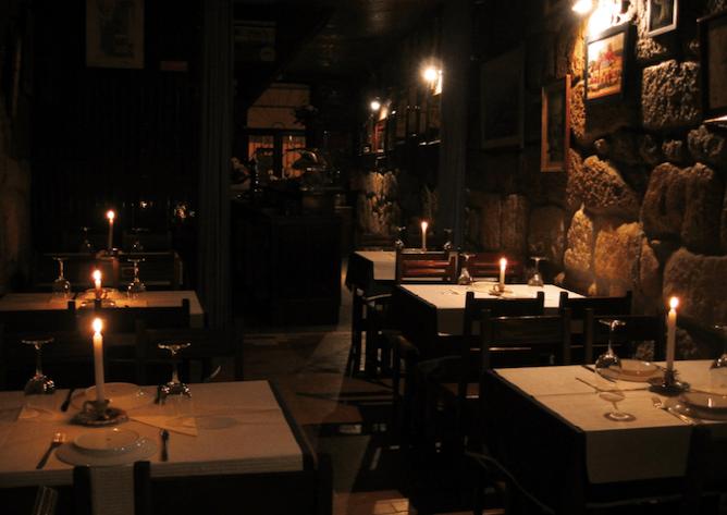 restaurante paju comer fora horas porto