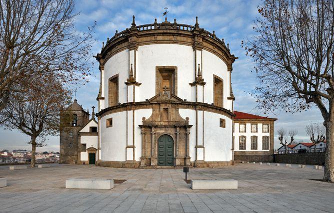 serra pilar monastery porto