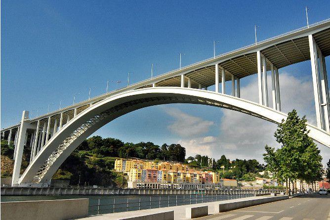 subida pontes porto
