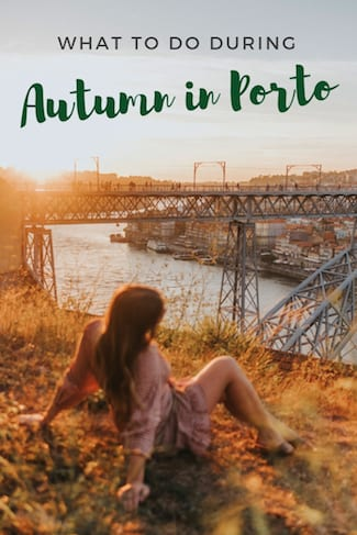 top activities autumn porto