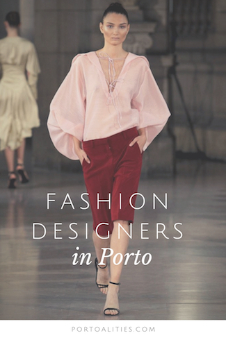 where find best fashion designers porto