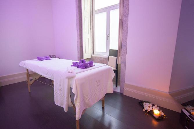 flores hotel spa porto cadeira massagem