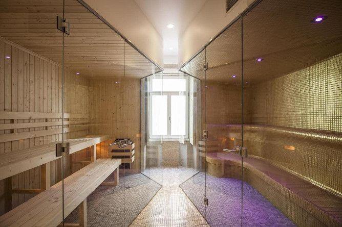 flores hotel spa sauna porto