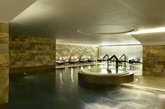 porto palacio spa piscina jacuzzi