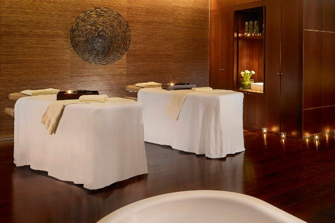 sheraton porto spa vip massage room