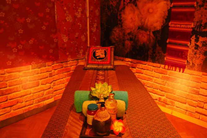 thailanna thai massage porto interior