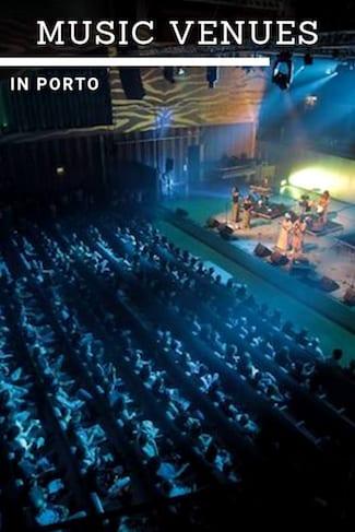 where listen live music porto