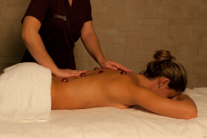 yeatman luxury massage porto