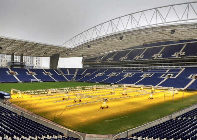 fc porto football stadium