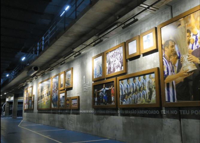 galeria fotos jogadores museu fc porto