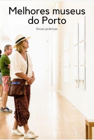 melhores museus porto exposicao pintura