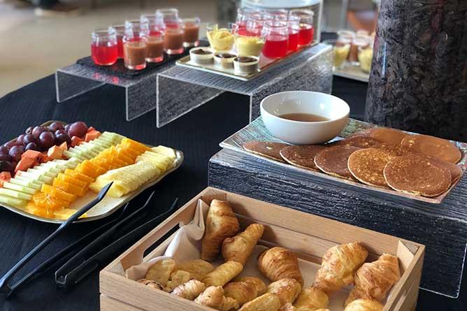 vincci porto brunch sobermesa buffet