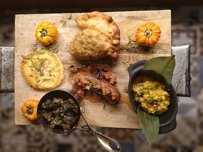 appetizers empanadas argentinian cuisine porto
