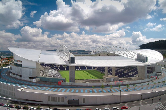 estadio dragao porto